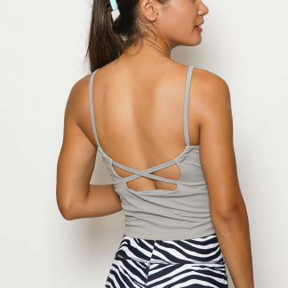 Cross Back Short Bra Tank SA