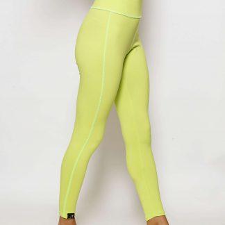 Color Leggins Lime